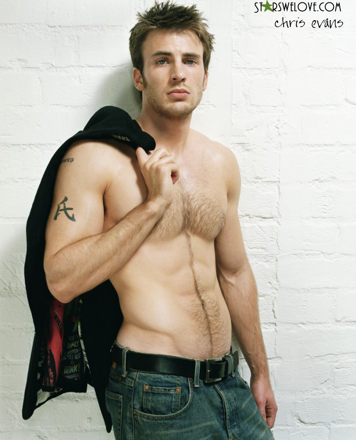 Gary sullivan home page - Chris Evans Makes Women Swoon With A Body That Goes Through A Grueling