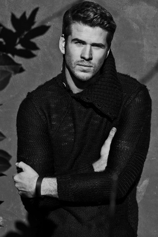 Liam Hemsworth wallpaper (wp_liamhemsworth001, 320 x 480 pixels, 59 kB)