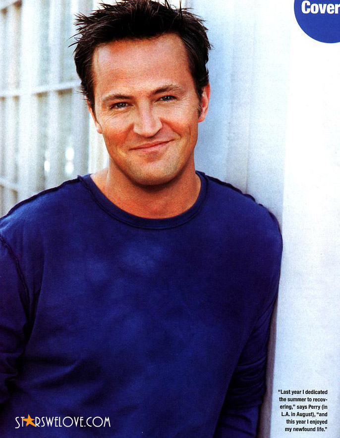 Matthew Perry - Images Colection