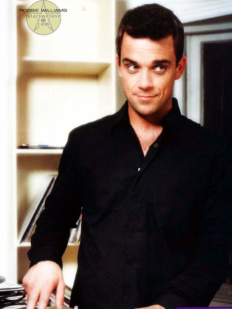 Robbie Williams photo (robbie_williams001, 751 x 1000 pixels, 56 kB)