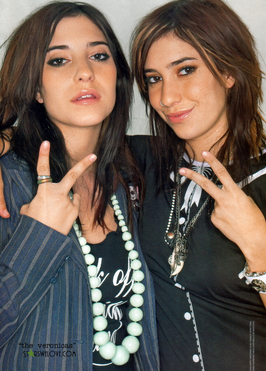 The Veronicas Iphone Wallpaper